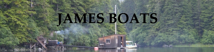 banner for James Boats